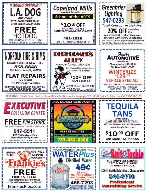 Discount magazine coupons